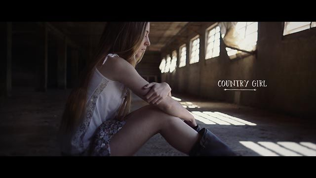 country girl portfolio - Portfolio video